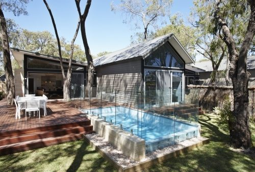 Grove House with Plunge Pool - 3 bedroom